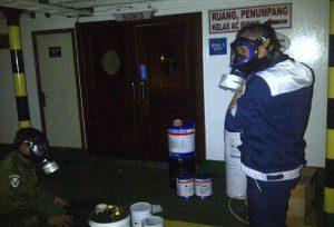 fumigasi kapal
